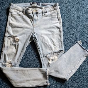 Hollister jeggings cropped, 13R